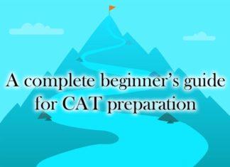 CAT Preparation Strategy