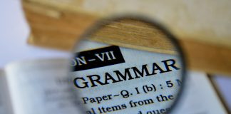 English grammar rules for IBPS PO