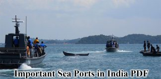 list of seaports in india pdf