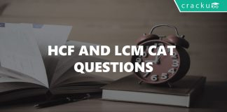 HCF LCM CAT Questions