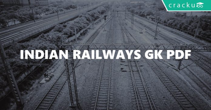 Indian Railways GK PDF