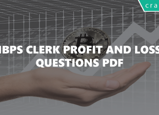 IBPS Clerk Profit and Loss Questions