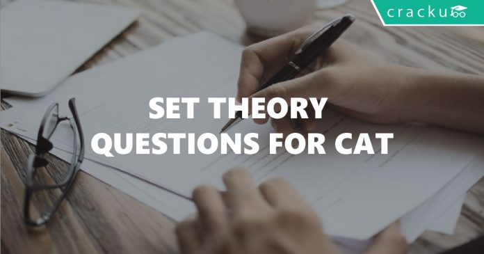 Set Theory Questions for CAT