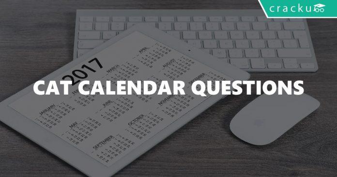 Cat Calendar Questions