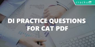DI Practice Questions for CAT PDF