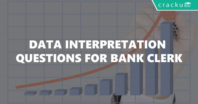 Data Interpretation Questions With Solutions For Bank Clerk