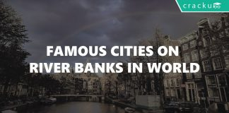 Famous Cities on River Banks In World