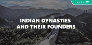 Indian dynasties and their Founders and Capitals PDF