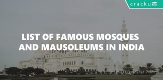 List of Famous Mosques in India