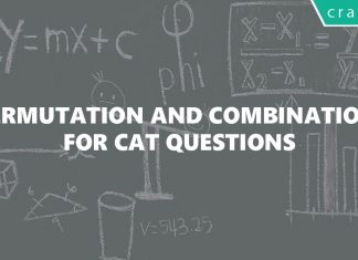 Permutation and Combination for CAT Questions