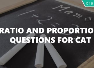 Ratio And Proportion Questions For CAT