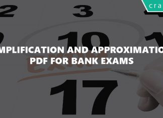 Simplification and Approximation PDF for Bank Exams