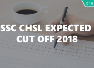 SSC CHSL Expected Cut off 2018 for Tier-1, Tier-2, Tier-3, final selection marks