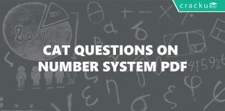 CAT Questions on Number System with Solutions