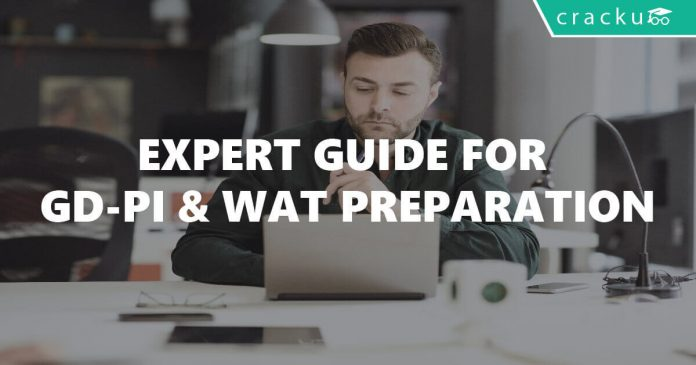 how to Expert Guide for GD-PI & WAT Preparation