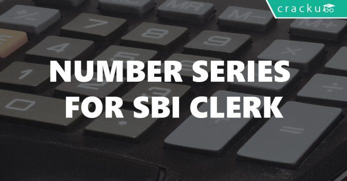 Number Series for SBI Clerk