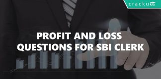 Profit and Loss Questions for SBI Clerk