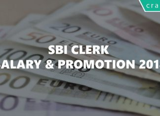 SBI Clerk Salary & Promotion 2018 after 7th pay commission