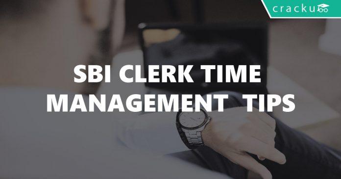 SBI Clerk Time Management Tips
