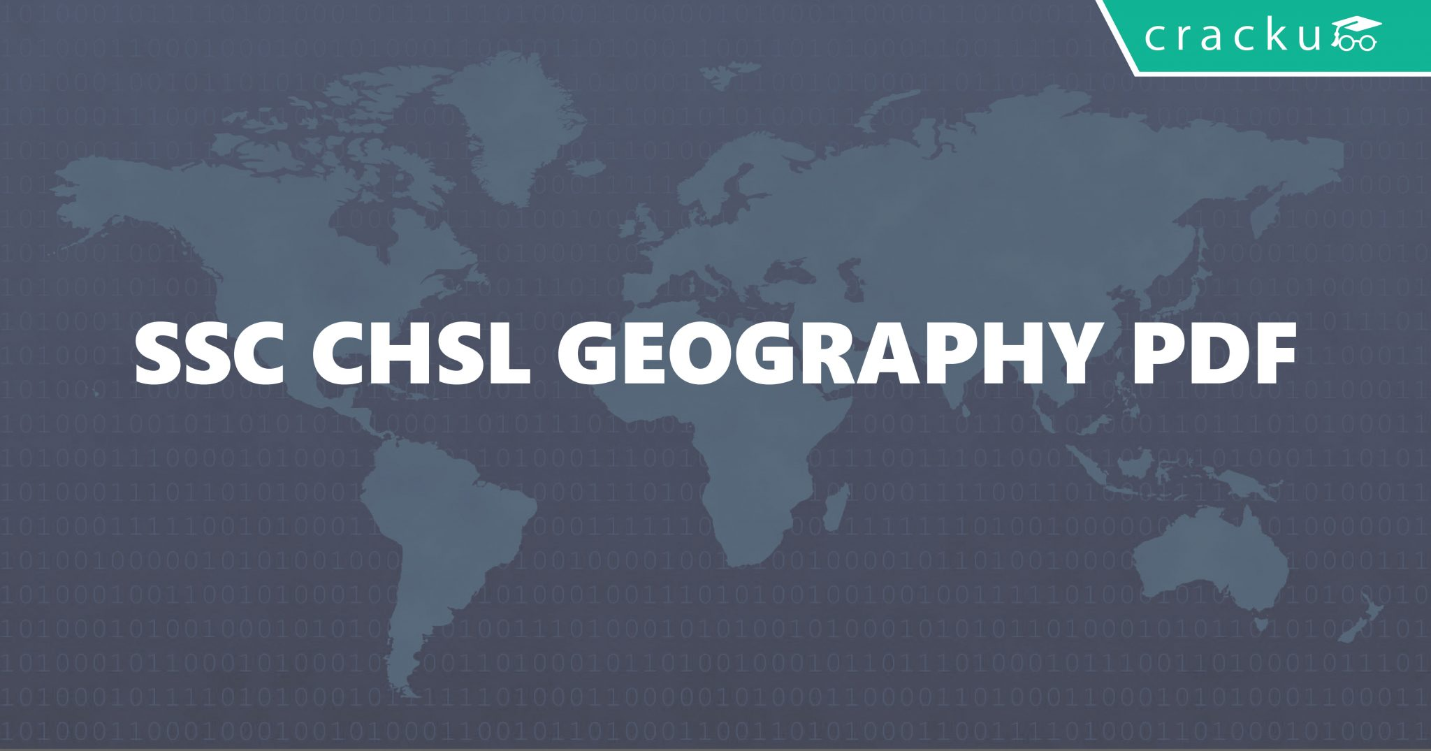 SSC CGL Geography Notes pdf Download -Ncert Notes