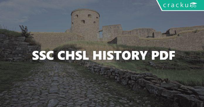 SSC CHSL History PDF