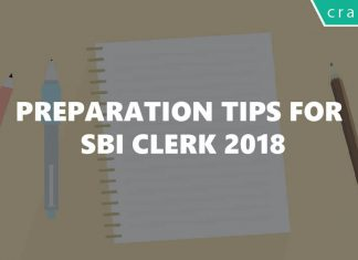 how to prepare for SBI Clerk 2018 - studyplan - crack