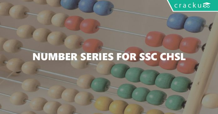 Number Series for SSC CHSL