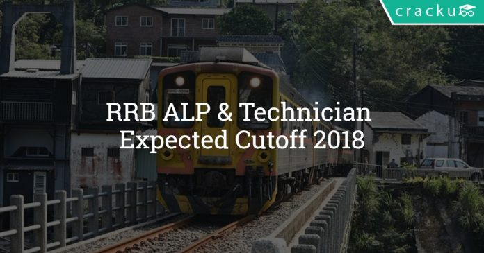 RRB Assistant Loco pilot cut off 2018 expected