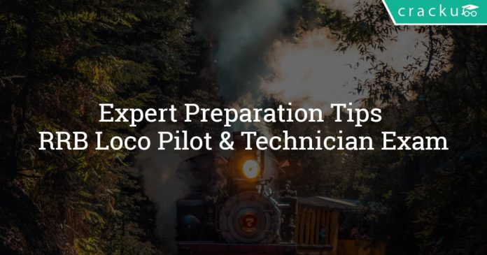 How to prepare for RRB Assistant loco pilot exam -RRB ALP study plan