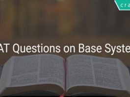 CAT Questions on Base System