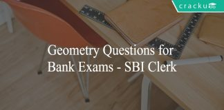 Geometry Questions for Bank Exams - SBI Clerk