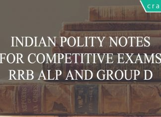 indian polity notes for competitive exam