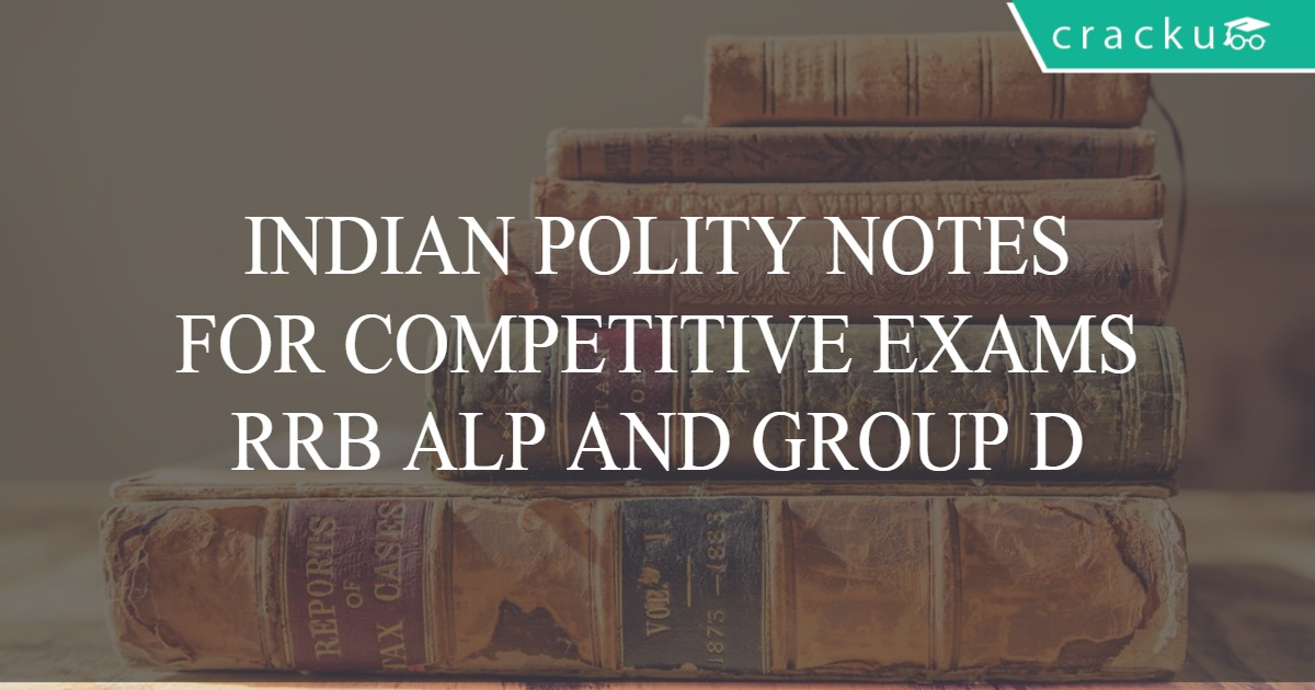 Indian Polity PDF Notes (Constitution of India) for