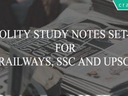 polity study notes set-2