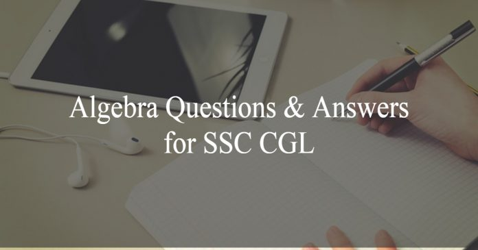 SSC CGL Questions and Answers