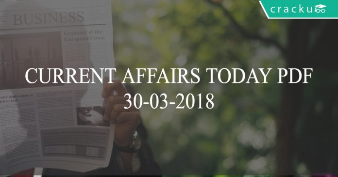 current affairs pdf capsule