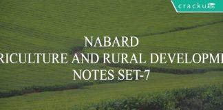 nabard agri and rural awareness pdf