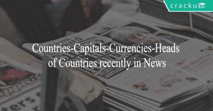 countries-capitals-currencies