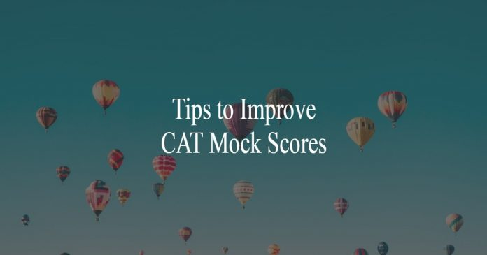 How to improve CAT mock score