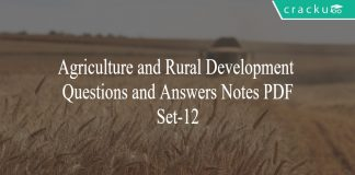 agri and rural dev for nabard