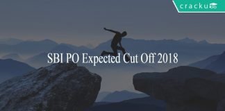 SBI PO Expected Cut Off 2018