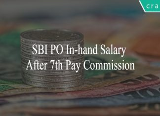 SBI PO in-hand salary after 7th Pay Commission