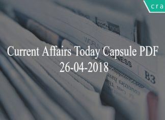 ca today capsule pdf