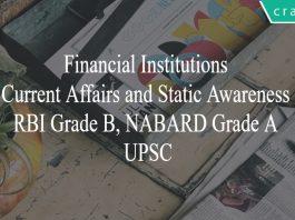 financial institution
