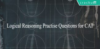 Logical Reasoning Practice Questions for CAT