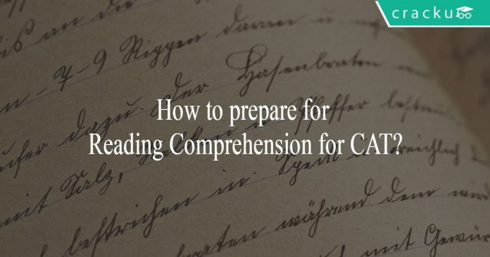 How to prepare for Reading Comprehension for CAT