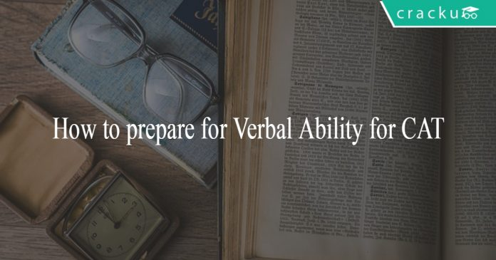 How to prepare for Verbal Ability for CAT ?
