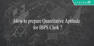 How to prepare Quantitative Aptitude for IBPS Clerk