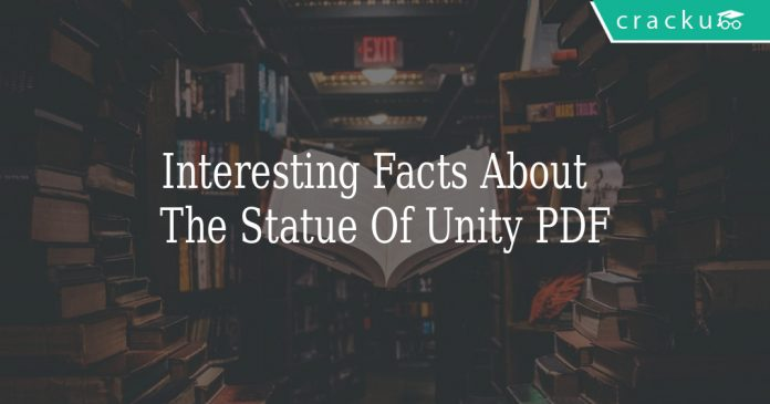 Interesting Facts About The Statue Of Unity