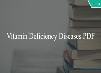 Vitamin Deficiency Diseases PDF
